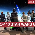 My Top 10 Star Wars Games of All Time