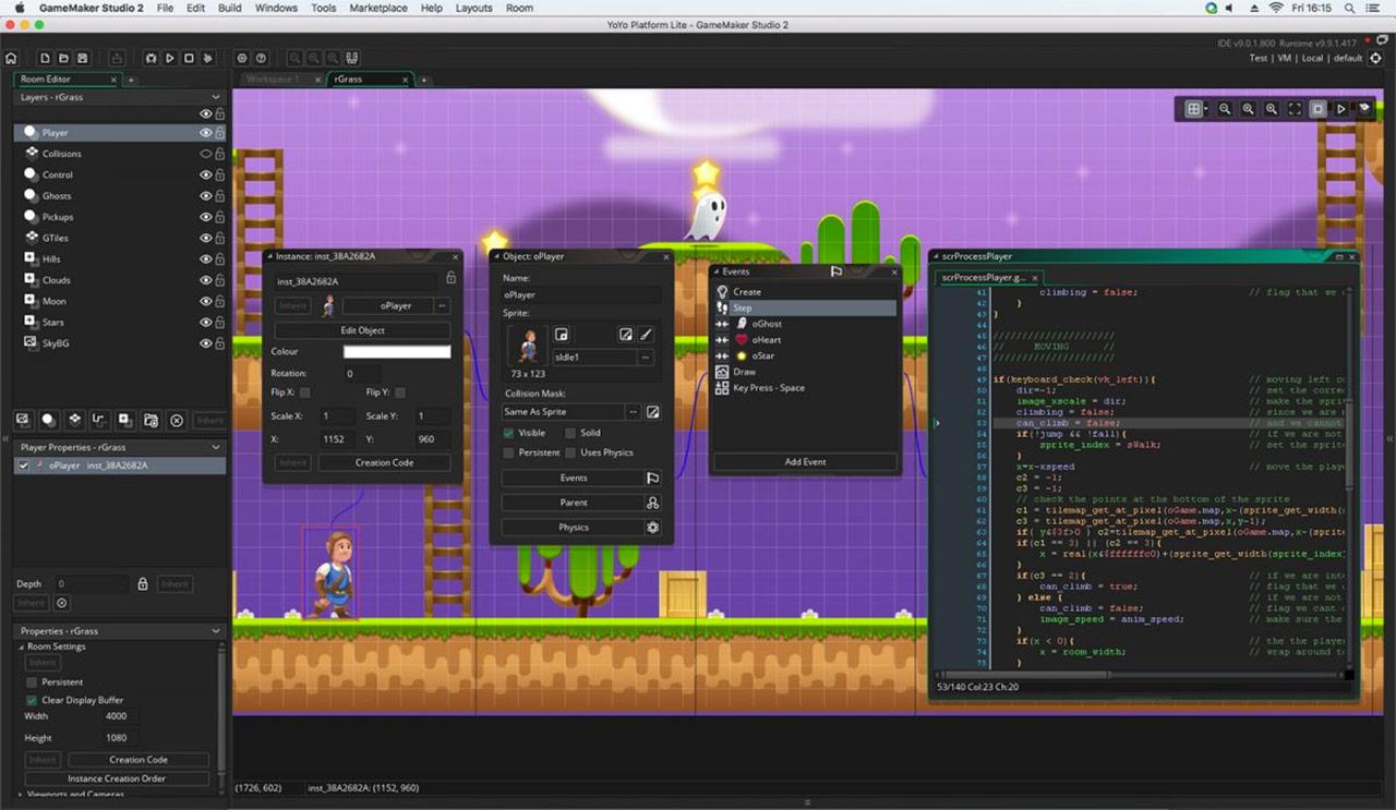 gamemaker-game-development