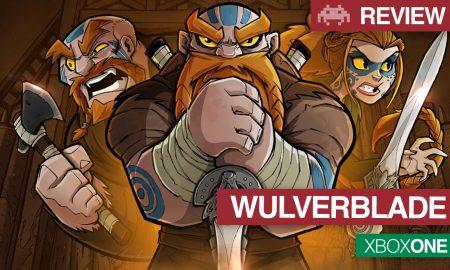 Wulverblade