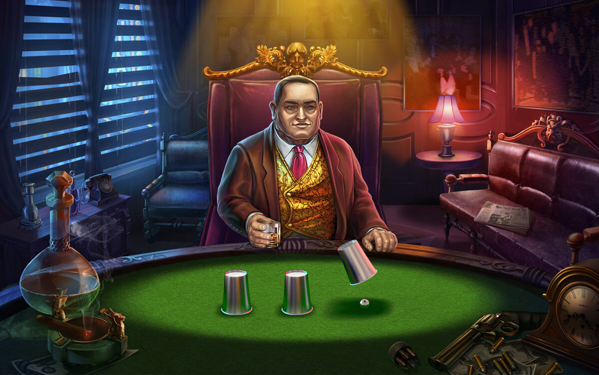 Mafia The City Of Lost Heaven And The Casino Myth