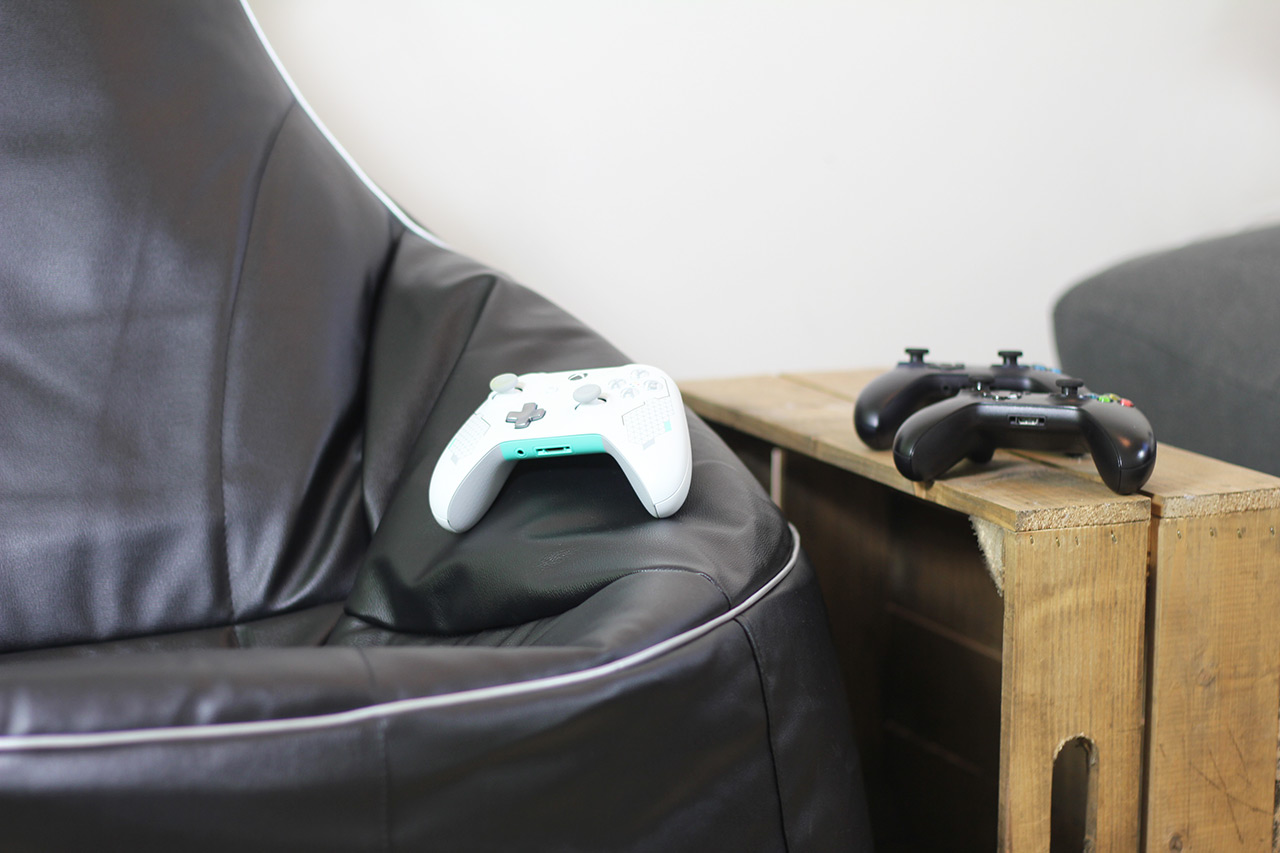 i-eX-gaming Chair