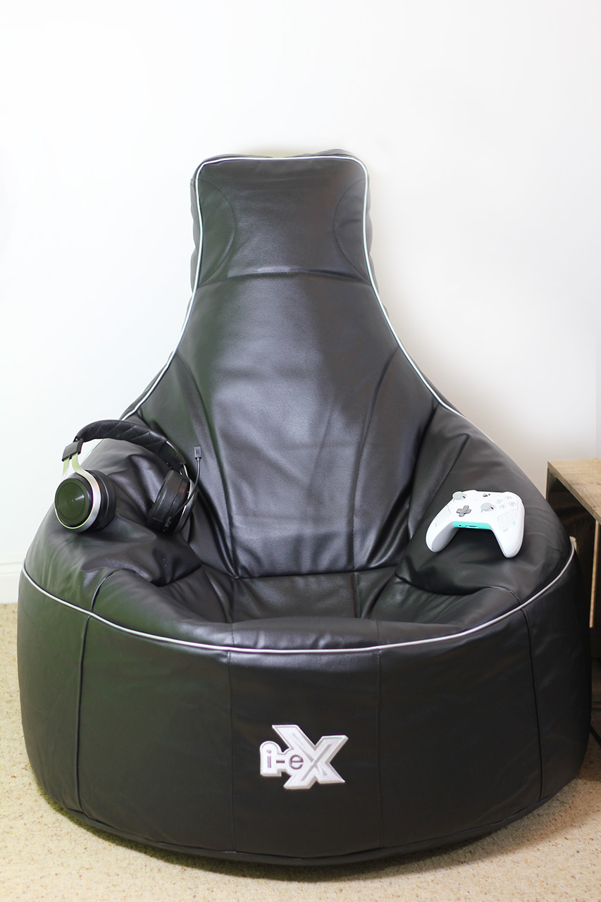 Review The I Ex 174 Gaming Chair Bean Bag Gaming Accessories