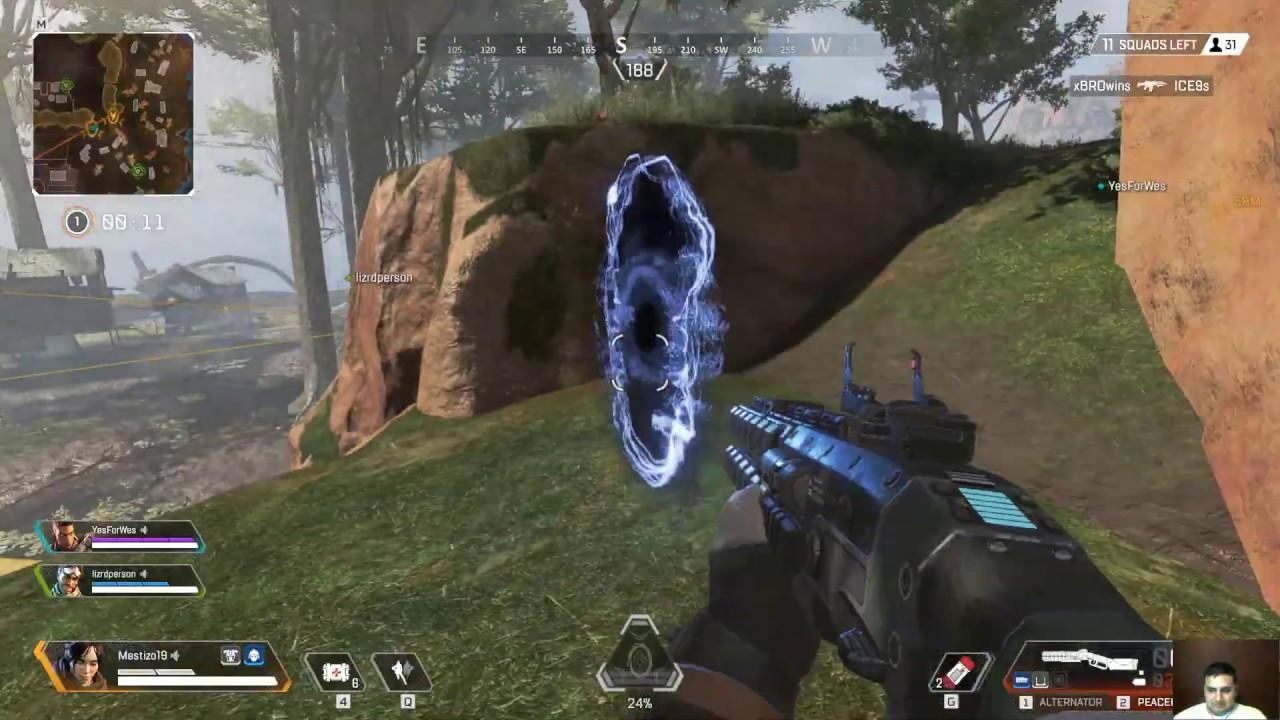 Wraith-portal