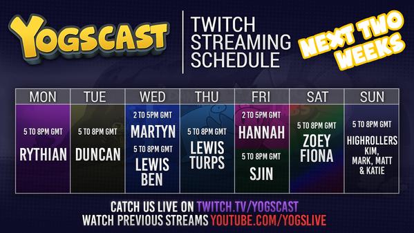 twitch-schedule