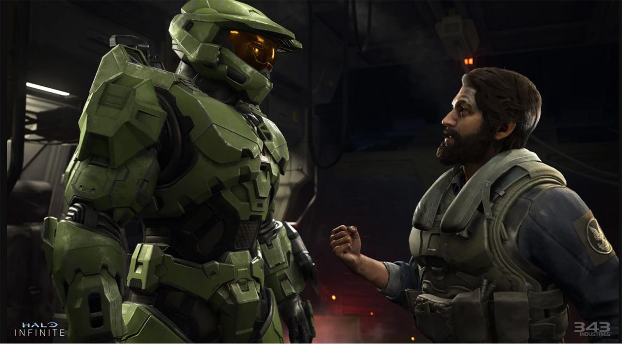 Halo-Infinite-Delay