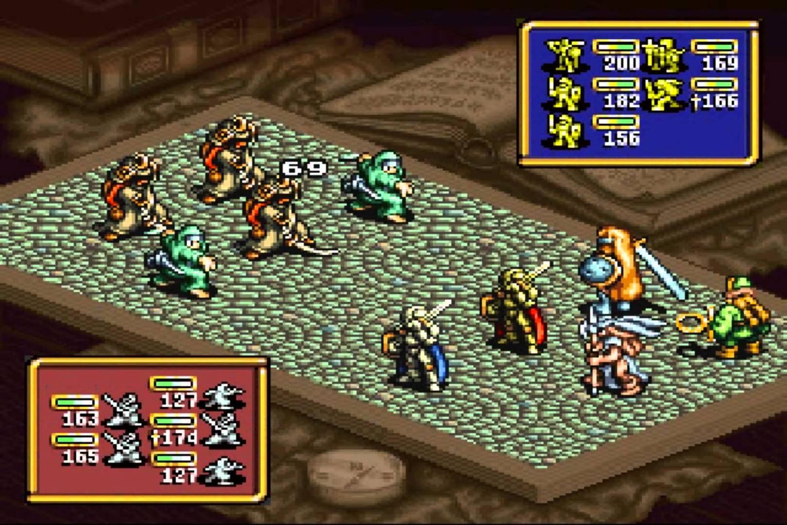 Ogre-Battle-Battle