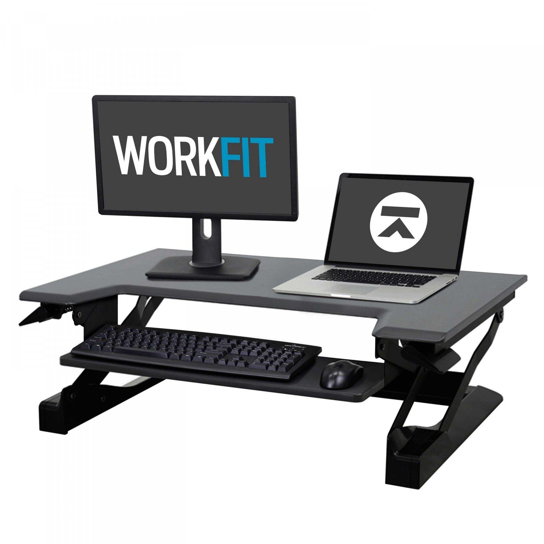 WorkFit-T Sit-Stand Desk Converter