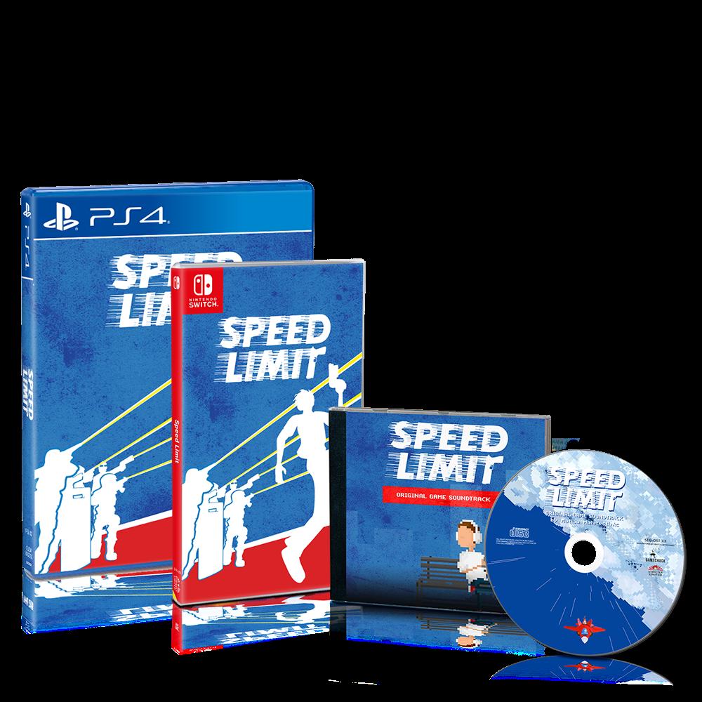 SPL-Speed-Limit