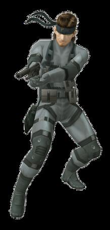 Image 1 – Solid Snake