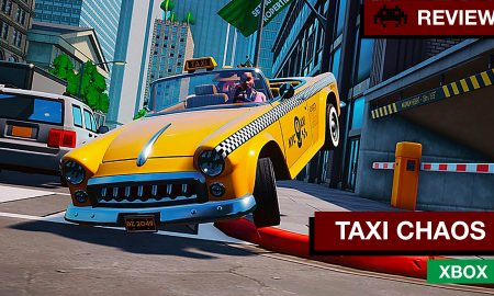 Taxi Chaos-review