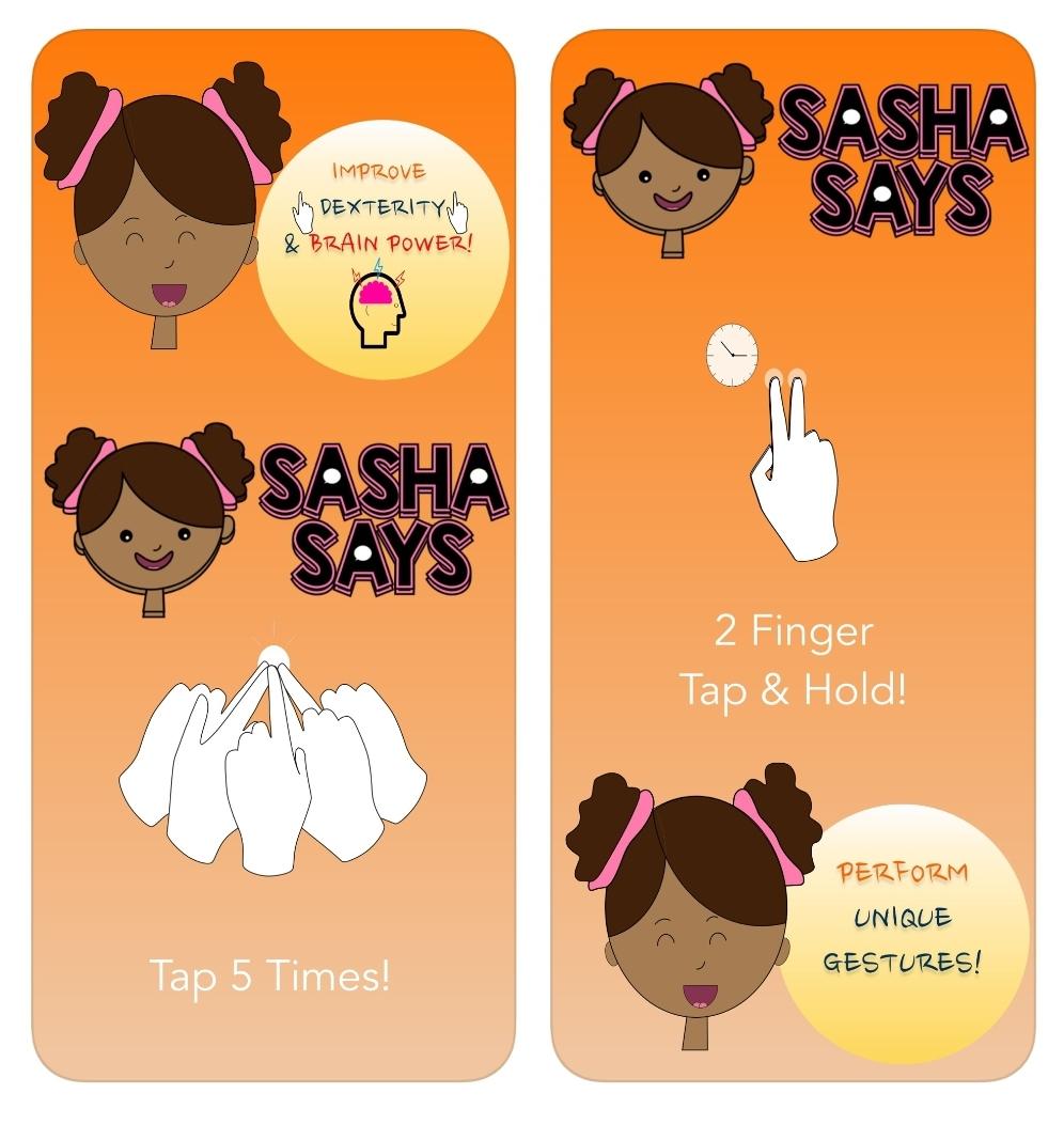 sacha-says